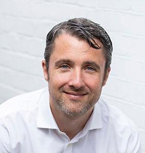 Jonathan Hedger-Marketing Director